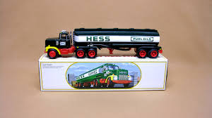 100 Bank Truck 1984 Hess Tanker Rays Hess Toy S