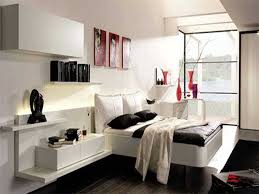 bedroom magnificent white furry rug in parquet flooring