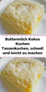 zutaten 2 tasse n buttermilch 4 ei er 1 2 tasse n zucker 4