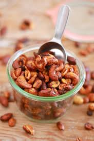 Toasting Pumpkin Seeds In Microwave by Microwave Sweet And Spicy Nuts Microwave Snacks Gemma U0027s Bigger