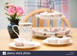 Afternoon Tea And Fairy Cakes