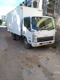 FREEZER TRUCK FOR HIRE - Car Hire In Kenya