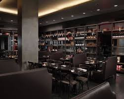 Luxury Restaurant Dining Room Interior Design DBGB Kitchen Bar East Village NYC