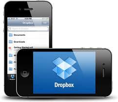 DropBox Sharing Files and Cloud Backup Free iPhone Application