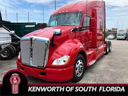 100 Commerical Trucks 2020 Kenworth T680 Sleeper Semi Truck Cummins X15 W Automated ENDURANT 12 Spd 500HP AMT