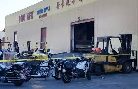 100 Fork Truck Accidents Two Charged With Manslaughter In Fatal Dogpatch Forklift Accident