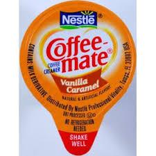 NestleR CoffeeMateR Creamer Vanilla Caramel