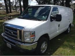 2012 Ford E 150 Flex Fuel