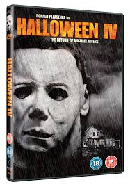 Donald Pleasence Halloween H20 by Halloween 4 The Return Of Michael Myers Dvd Amazon Co Uk