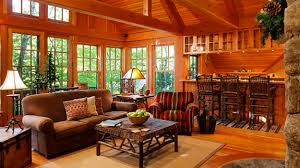 Modern Traditional Country Living Room Interior Design With Download