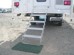 100 Truck Camper Steps Torklift Glow Step Installation Report Adventure