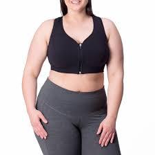 grace bra rainbeau curves 14 16 black activewear athleisure