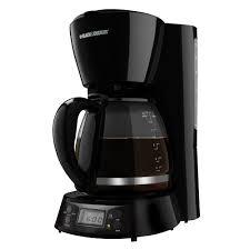 Black Decker 12 Cup Programmable Coffee Maker