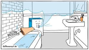 luftentfeuchter für das badezimmer modelle infos tipps