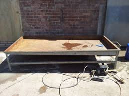 Furniture Stripping Tanks by Ts5 Flow Machine