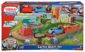 Thomas And Friends Tidmouth Sheds Trackmaster by Image Trackmaster Fisher Price Castlequestsetbox Jpg Thomas