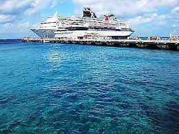 Carnival Paradise Cruise Ship Sinking Pictures by Cozumel Excursions Paradise Beach Cozumel Mexico Cruise
