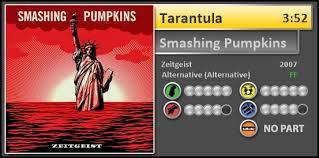 Tarantula Smashing Pumpkins Album by Smashing Pumpkins Discography Wip Custom Chart Wips C3 Forums