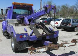 1996 International 4700 Tow Truck | Item K5010 | SOLD! May 2...