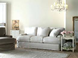 Shabby Chic Chaise Sofa Beds Modern Bed Leather Sectional Denim Chesterfield Marvelous