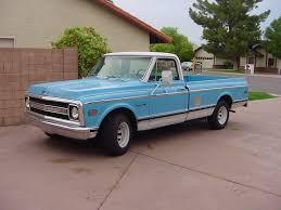 1969 Chevy Truck | GreatTrucksOnline