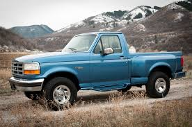 1994 Ford F-150 XLT 4WD FLARESIDE, 351ci V8 SHOP TRUCK, CLEAN CARFAX ... Short Barn Find 1972 Chevrolet C10 Stepside 1992 Ford F150 Flareside In Wild Magenta Is Poppin Fordtruckscom The Worlds Newest Photos Of Flareside And Truck Flickr Hive Mind Classic Lariat Pickup For Sale 25 Dyler Swapped My 99 Sytleside To Forum Community 1994 F250 Power Stroke Diesel Magazine Best Photos 2006 Stx Pickup Item I3738 Sol What Ever Happened To Truck Beds File1959 F100 Truckjpg Wikimedia Commons 1977 Youtube Chevy Hot Rod Network