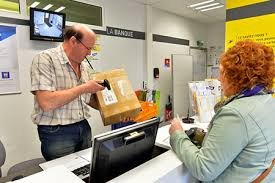 bureau de poste en bureau de poste