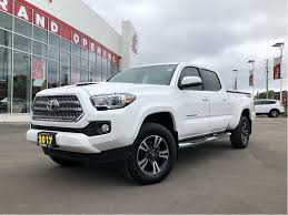 2017 Toyota Tacoma SR5 V6 For Sale Toronto | Pickering Toyota 2015 Toyota Tacoma Overview Cargurus 2014 For Sale In Huntsville Junction City Used 2018 Trd Lifted Custom Cement Grey 2005 V6 Double Cab Sale Toronto Ontario New Pro 5 Bed 4x4 Automatic Hampshire For Stanleytown Va 5tfnx4cn1ex039971 2wd Access I4 At Truck Extended Long Toyota Tacoma Virginia Beach 2017 Trd 44 36966 Within