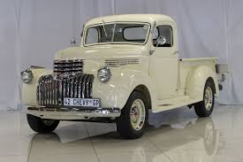 100 White Pick Up Truck 1942 Chevrolet Up Creative Rides