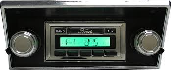 100 Truck Stereo Amazoncom 19681972 Ford Pickup Custom Autosound USA230 AM