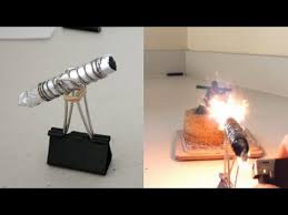 how to make a mini cannon youtube