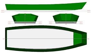 how to build a flat bottom wooden boat plans diy free download