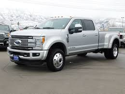 100 F450 Truck 2017 Used Ford SUPER DUTY PLATINUM FX4 At Watts Automotive
