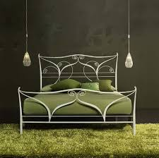 Wrought Iron King Headboard by Beautiful Wrought Iron Bed Frame King Modern Wall Sconces And