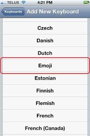 How to Enable Emoticons on Your iPhone iOS 5  iOS & iPhone