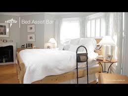 Medline Hospital Bed by Medline Bed Assist Bar Youtube