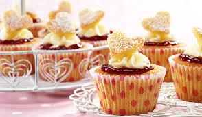 Victoria Sponge Cupcakes