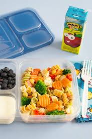 School Lunch Ideas 100