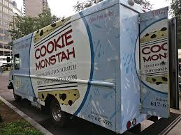 Cookie Monstah Truck - DIAPERS ON A PLANE 12 Best Ice Cream Truck Treats Ranked Dannys San Diego Food Trucks Roaming Hunger Reader Question How To Start A Business Premium Gourmet And Frozen Let Us Treat Your Design An Essential Guide Shutterstock Blog Cnection Connecting Fans 25 Dessert In America 2015 Inside At The Silos Magnolia Founder Of Coolhaus Rolled Dice On 2500 Catering Nj New Jersey Lexylicious Blue Bunny Launching Ice Cream Sandwich Food Truck Phoenix Leos Feeds