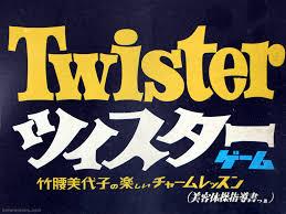 Nintendo Twister Game 1966