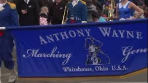 Circleville Pumpkin Festival Parade by Anthony Wayne Marching Generals