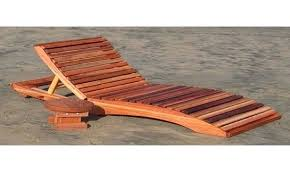chaise lounge handmade from this plan plans for wooden chaise