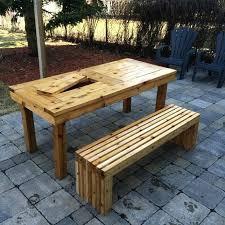 Diy Wood Patio Furniture Medium Size Of Inside Trendy Best