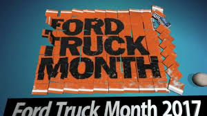 Ford Truck Month 2017 - YouTube Ford Ranger Wildtrak Offers During Truck Month Autoworldcommy Chevy Extended Through April 30 Lake Chevrolet Truckmonthrg2017webbanner Action Ram Dealership Plymouth Wi Used Trucks Van Horn Frank Porth In Crivitz Serving Marinette Orange County Drivers Save Big At January 2016 Ram 1500 Diesel Of The Contest Lhm Provo Celebrating A 2015 Colorado Or Silverado Best Lincoln Is Coming Soon To