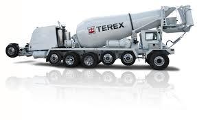 100 Concrete Truck Capacity The Terex Advance FDB7000 Front Discharge Mixer Truck