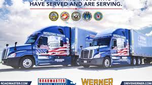 100 Werner Trucking Pay Career Skills Partnership With Enterprises YouTube