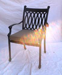 Grand Tuscany Dining Chair Total Sizes: W25.5