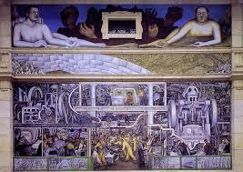 Diego Rivera Rockefeller Mural diego rivera