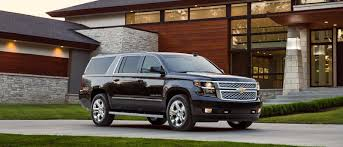 The Chevrolet Suburban Wins Best Resale Value Award