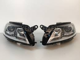 volkswagen passat cc 2012 2015 bi xenon headlights xenonled eu